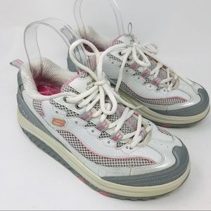 Sketchers Shape Ups Toning Sneakers Shoes